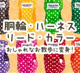 胴輪・ハーネス リード・カラー